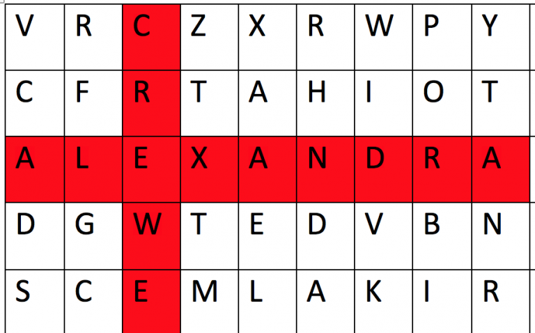 Crewe Alexandra Word Search